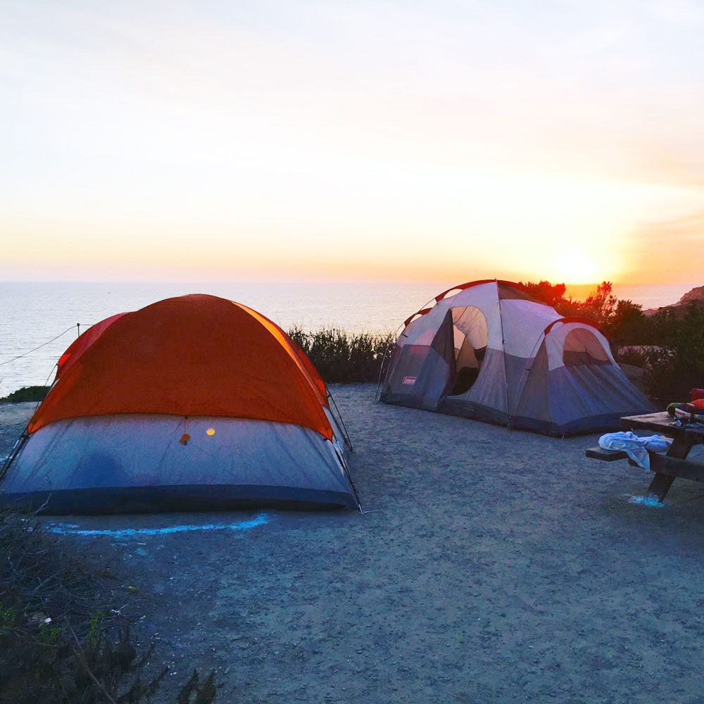 Camping Trips With Occidental College